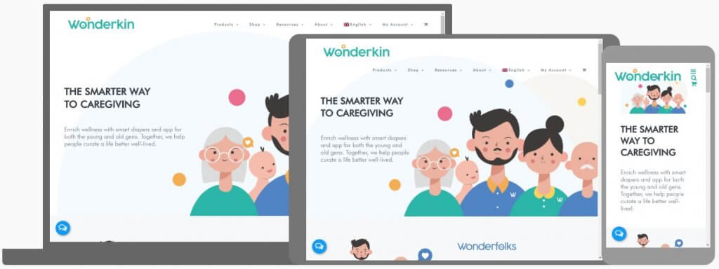 wonderkin website